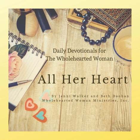 Mini Devotional_All Her Heart Cover